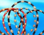花岗岩专用串珠绳